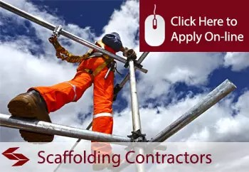 Scaffolding Contractors Liability Insurance