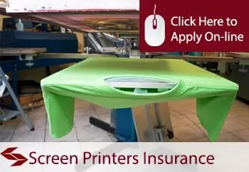 Screen Printers Liability Insurance