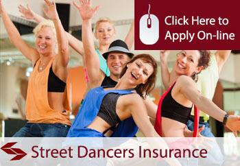 Street Dance Groups Liability Insurance
