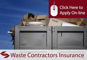 waste removal contractors tradesman insurance