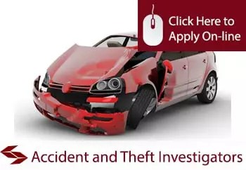 Accident And Theft Investigators Public Liability Insurance