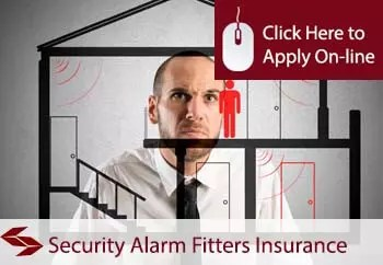 Security Alarm Fitters Public Liability Insurance