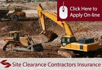 site clearance contractors insurance
