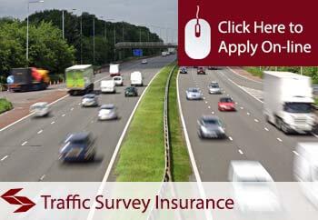self employed traffic surveys liability insurance