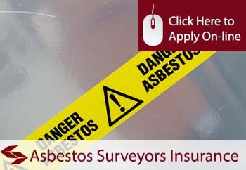 self employed asbestos surveyors liability insurance