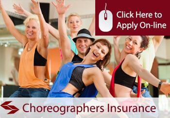 self employed choreographers liability insurance