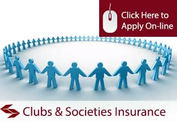 self employed club and society liability insurance