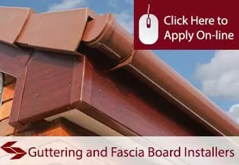 tradesman insurance for guttering and fascia board installers