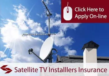 tradesman insurance for satellite TV installers