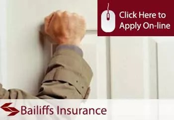 self employed bailiffs liability insurance