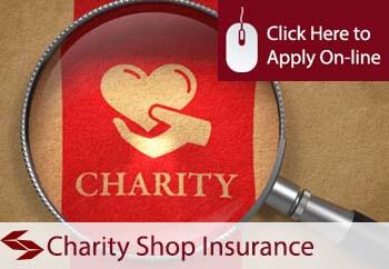self employed charity shops liability insurance
