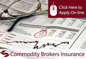 self employed commodity brokers liability insurance