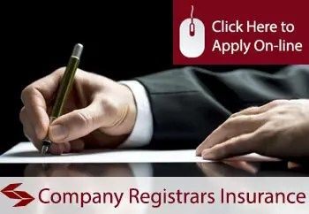 self employed company registrars liability insurance