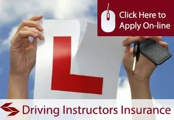 self employed driving instructors liability insurance