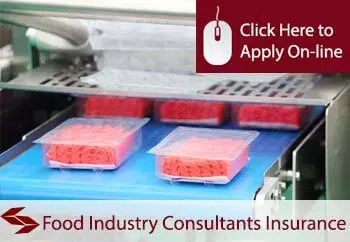 Food Industry Consultants Professional Indemnity Insurance