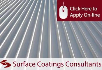 Self Employed Surface Coatings Consultants Liability Insurance