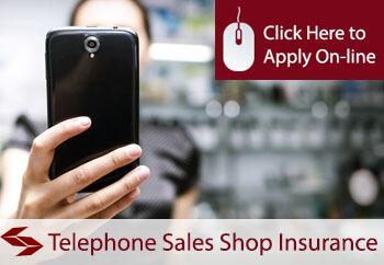 Telephone Sales Shop Insurance