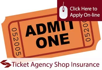 Ticket Agency Shop Insurance