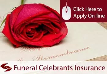 self employed funeral celebrants liability insurance