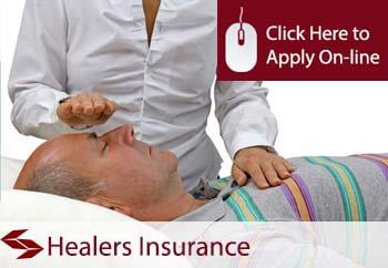 Self Employed Healers Liability Insurance