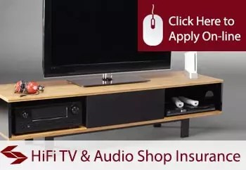 HiFi TV and Audio Shop Insurance