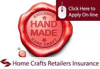 Home Crafts Retailers Public Liability Insurance