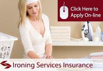 self employed ironing services liability insurance
