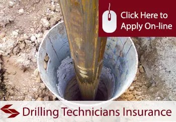 self employed drilling technicians liability insurance