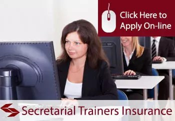 secretarial trainers insurance