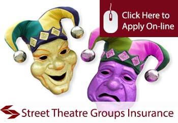 street theatre groups insurance