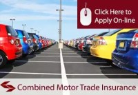 combined motor trade insurance