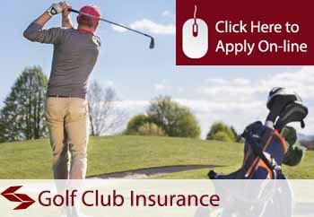 golf clubs insurance