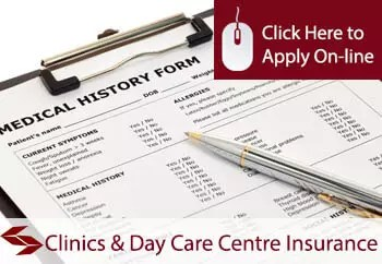 Clinics and Day Care Centres Medical Malpractice Insurance