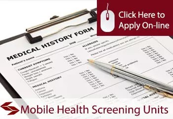 Mobile Health Screening Units Medical Malpractice Insurance