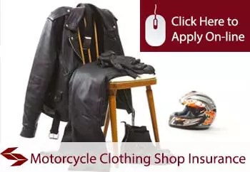 Motorcycle Clothing Shop Insurance
