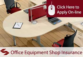 Office Equipment Supplier Shop Insurance