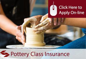 Pottery Classes Employers Liability Insurance