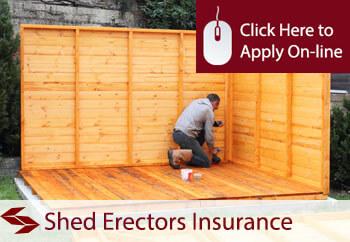 Shed Erectors Employers Liability Insurance