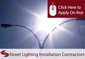 Street Lighting Installation Contractors Liability Insurance