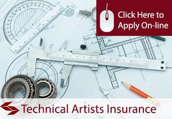 Technical Artists Liability Insurance