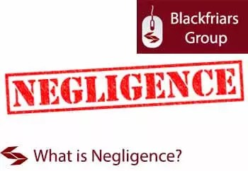 what is the definition of negligence?