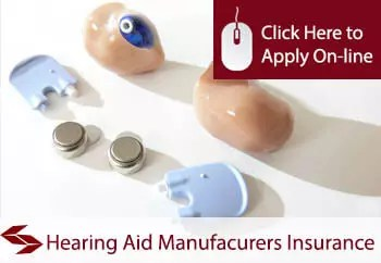 hearing aid manufacturers insurance