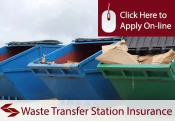 waste transfer stations Public Liability Insurance