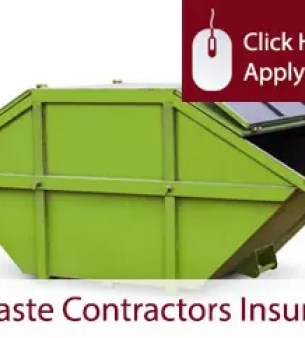 Waste Contractors Business Combined Insurance - UK Insurance from