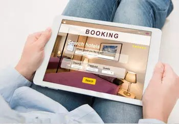 CMA Hotel Booking Action