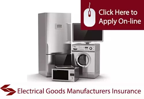 electrical goods manufacturers insurance