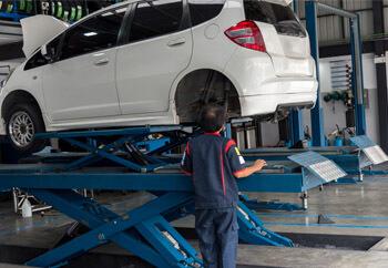 motor vehicle repairs risk assessment tool
