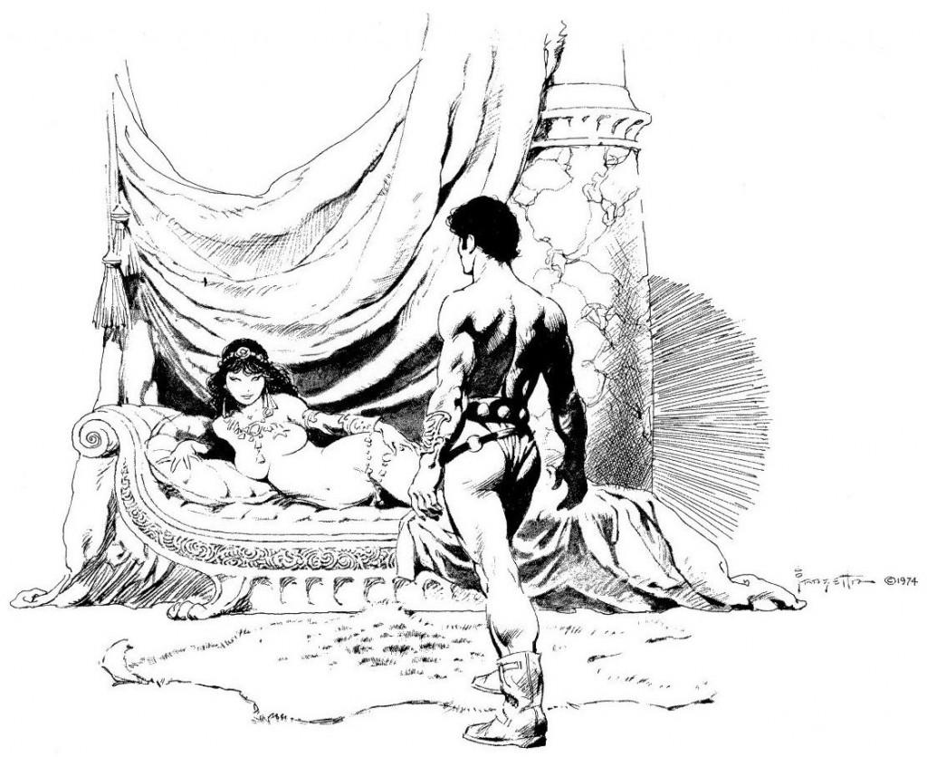 Black Gate Articles Edgar Rice Burroughs S Mars Part