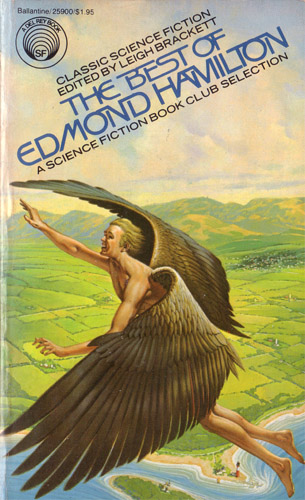 Image result for best of edmond hamilton