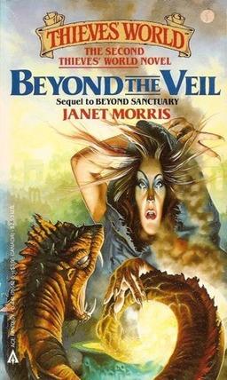Beyond the Veil Janet Morris-small